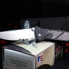 Microtech Socom Elite M/A Folding Knife Carbon Fiber 160-11
