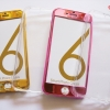 เคสประกบ 2 in 1 หน้าสีโครเมียม ไอโฟน 6/6s 4.7 นิ้ว