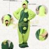 ชุดนอนถั่วเขียว+รองเท้า