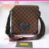 Louis Vuitton Damier Canvas Brooklyn PM,MM,GM **เกรดท้อปพรีเมี่ยม**