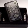 """ไฟแช็ค Zippo แท้ """"Harley Davidson - IRON Eagle Black Matte """" #Zippo 28485 แท้นำเข้า 100%"""