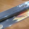 "ASP 21"" Fusion OC Friction Loc Black Chrome Baton - F21OB"