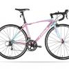 จักรยานเสือหมอบเฟรมอลู TRINX R800 ,ชุดขับ CLARIS 16 สปีด ปี 2016
