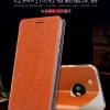 เคส Moto G5 Plus แบบฝาพับสีเมทัลลิค MOFI สวยหรูมากๆ ราคาถูก