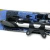 สูบมือพกพา แบบตั้งพื้น Giyo micro floor pump GM-71 (มีเกจ์)