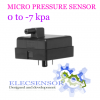 0 to -7 kpa pressure sensor
