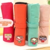 Kids Pencil Roll Case