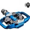 บันใดชิมาโน่ XTR, PD-M995, สีฟ้า, รุ่นลิมิทอีดิชั่น, พร้อมคลีท, ไม่มีทับทิม, มีกล่อง (JAPAN)