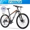 Trinx B700 จักรยานเสือภูเขา Trinx เฟรมอลู ซ่อนสาย 27 สปีดดุมแบร์ริ่ง Novatec 27.5