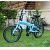จักรยานพับได้ JCT FB701 เฟรมอลู 7 สปีด ล้อ 20 นิ้ว