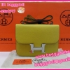 Hermes Constance23 Togo Leather Silver Hardware **เกรดท๊อปมิลเลอร์** (Hi-End)