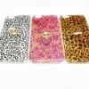 เคสกากเพชรลายเสือติดแหวนเพชร ไอโฟน (7 plus) 5.5 นิ้ว