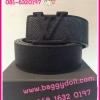 Louis Vuitton Taiga Leather Belt **เกรดท๊อปพรีเมี่ยม**
