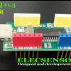 6 ch 10 bit voltage data DAQ