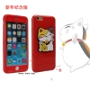เคส iPhone 6 Plus / 6s Plus (5.5 นิ้ว) ซิลิโคน TPU soft case พร้อมกรอบหน้า+หลัง สีเข้าชุดกัน น่ารักมากๆ ราคาถูก