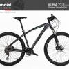 เสือภูเขา Bianchi KUMA 27.0 ปี รุ่นอะไหล่ 30 สปีด 2016