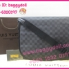 Louis Vuitton Damier Graphite Canvas Daniel GM **เกรดท๊อปมิลเลอร์** (Hi-End)