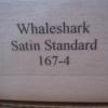 Microtech Whaleshark Satin Standard 167-4