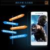 สำหรับ OPPO Find Way S ฟิล์มกระจกนิรภัยป้องกันหน้าจอ 9H Tempered Glass 2.5D (ขอบโค้งมน) HD Anti-fingerprint