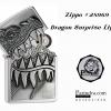 """ไฟแช็ค Zippo แท้ หัวมังกร """" Zippo #28969 Dragon Surprise Lighter"""" แท้นำเข้า 100%"""