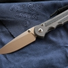 Chris Reeve KnivesSebenza 25 Micarta Inlay