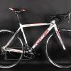 จักรยาน TWITTER รุ่น TW732 เฟรมอลู ซ่อนสาย 700C ,Claris