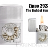 """ไฟแช็ค Zippo แท้ สีเงิน """" Zippo 29236, The Light of Your Life"""" ตัวใหม่ 2016 แท้นำเข้า 100%"""