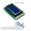 LCD 8x2 Blue back light