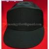 หมวกจ๊อกกี้ (ผ้าโทเร) สีดำ / สีกรม