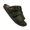 รองเท้า walker หนังแท้ สีดำแบบเย็บ