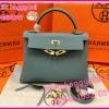 Hermes Kelly28 Togo Leather Gold Hardware **เกรดท๊อปมิลเลอร์** (Hi-End)