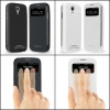Battery Case S-View Cover for Galaxy S4 3200 mAh
