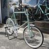 จักรยานมินิ Bianchi Mini Velo 8 FlatBar ,8สปีด ชุดขับคลาริส
