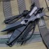 Benchmade SOCP Dagger Black Blade Black Sheath BM176BK