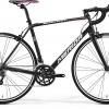 จักรยานเสือหมอบ Merida Scultura 200 เฟรมซ่อนสายล้อแบร์ริ่ง 18 สปีด ปี 2017