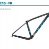 เฟรมจักรยาน Giant XtC SLR Frameset 27.5 FR ,2016