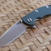 "RHK 3.0"" XM-18 Spearpoint Stonewashed Battle Bronze Green G-10"