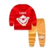 ชุดเซตลายเด็ก สีแดง [size: 1y-2y-3y-4y]