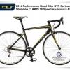 จักรยานเสือหมอบ GTR SERIES 4 Shimano Claris 16 Speed