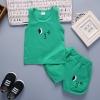 ชุดเซตเด็กสีเขียว [size 3y]