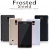 Case Samsung Galaxy Note 4 ยี่ห้อ Nillkin รุ่น Super Frosted Shield
