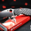 Spyderco Sage3 Carbonfiber C123CFBAP