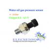 0-20 Bar Water Gas pressure sensor