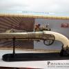 ปืนไฟแช็คตั้งโชว์ 1820-The Pistol for Spanish cavalier ปืนจำลองแบบโบราณ มีขาสำหรับตั้งโชว์