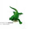โมเดลอีกัวน่าเขียว Green Iguana Model