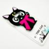 เคสใสแต่งแมวเซเลอร์มูน 3d ซัมซุง เจ 7 Prime