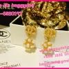 Chanel Earings ต่างหูชาแนล **เกรดท๊อปมิลเลอร์** (Hi-End)