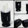 Alu Pure Silver Plug_PA6000