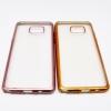 เคสนิ่มขอบสีโครเมียม Samsung Galaxy Note 7