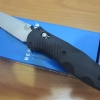 Benchmade 583 Osborne Barrage Folding Knife Tanto Blade